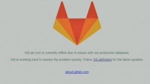 Die Statusseite von Gitlab