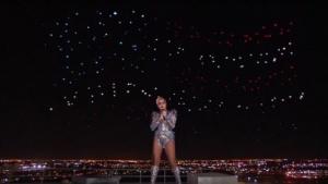 Lady Gaga beim Super Bowl: Amazon warb für Prime Air