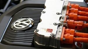 Motor des neuen E-Golf