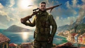 Artwork von Sniper Elite 4 Italia