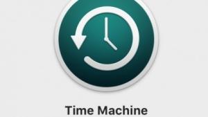 Time Maschine verlangt nach einem zuverlässigeren Backup.