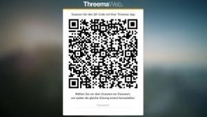 Threema kann künftig im Browser genutzt werden - aber nur in Verbindung mit einem Smartphone.