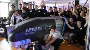 Hyperloop-Kapsel von Warr: zu langsam zum Schweben