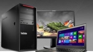 Lenovo führt den deutschen PC-Markt mit 25 Prozent an.