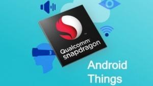 Qualcomm bietet für seinen Snapdragon 210 die Unterstützung von Android Things an.