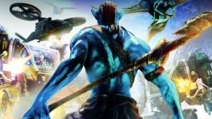 Artwork des ersten Avatar-Spiels von 2009