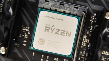 AMD tauscht fehlerhafte Ryzen-7-Prozessoren aus.