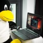 Tuxedo Book XC1507 v2 im Test: Linux ist nur einmal besser