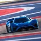 Next EV Nio EP9: Elektrosportwagen stellt Rekord beim autonomen Fahren auf