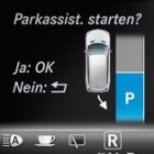 Sensoren: Versicherer erwarten weniger Schäden durch Parkassistenten