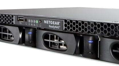 Zwei Racksysteme werden von Netgear zurückgerufen.