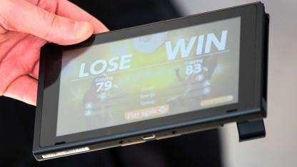 Einige Käufer der Switch haben offenbar Pech mit fehlerhaften Pixeln.