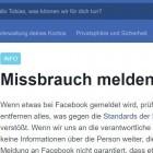 Sexualisierte Kinderfotos: Facebook zeigt BBC wegen eigener anstößiger Inhalte an