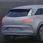 FE Fuel Cell Concept: Hyundai fährt im Brennstoffzellen-SUV vor