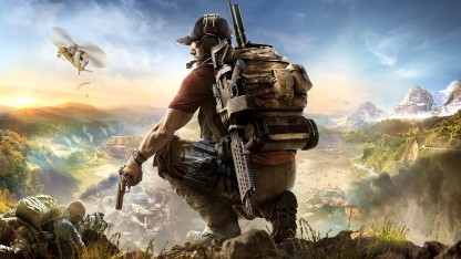Artwork von Ghost Recon Wildlands