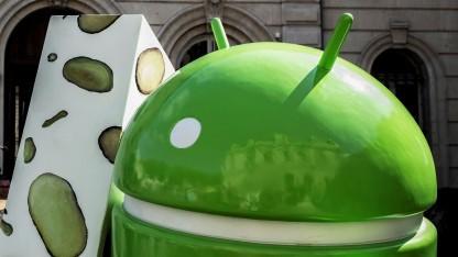 Nougat ist die dominierende Android-Plattform.