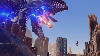 Mass Effect Andromeda mit Ansel aufgenommen