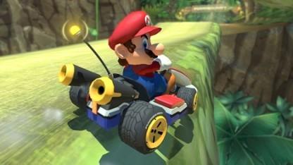 Mario ist natürlich der eigentliche Star in Mario Kart 8 Deluxe.