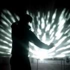 No-logram: Schwebendes 3D-Display aus Nebel und einem Beamer