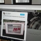 Preisschild: Media Markt nennt 7.998-Euro-Literpreis für Druckertinte
