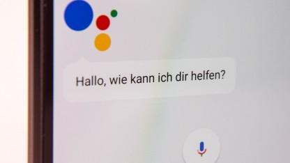 Googles Assistant erhält ein SDK.