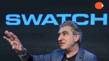 Der Chef der Swatch Group, Nick Hayek