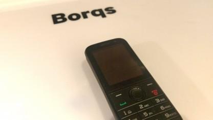 Ein Feature Phone von Borqs