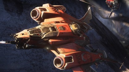 Artwork von Star Citizen