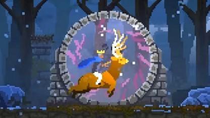 Kingdom: New Lands schickt Spieler auf dem Smartphone in eine Fantasywelt.