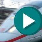 Videostreaming im Zug: Maxdome umwirbt Bahnfahrer bei Tempo 230