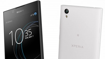 Xperia L1 kommt im Juni für 200 Euro.