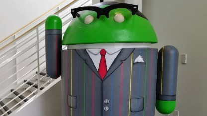 Android kommt je nach Hersteller in einem anderen Gewand.