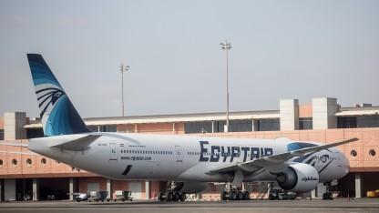 Flüge vom Kairoer Flughafen sind von dem Laptop-Verbot betroffen.
