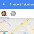 Google: Maps ermöglicht Teilen des eigenen Standortes in Echtzeit