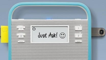 Triby Family unterstützt Amazons Alexa.