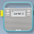 Triby Family: Portabler Lautsprecher mit E-Paper-Display wird Alexa-fähig