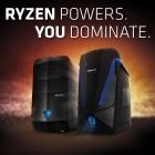 Erazer-Serie: Medion bringt mehrere Komplett-PCs mit AMDs Ryzen heraus