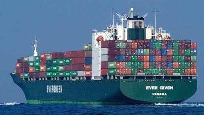 Hunderttausende Container benötigen einen guten Steuermann.