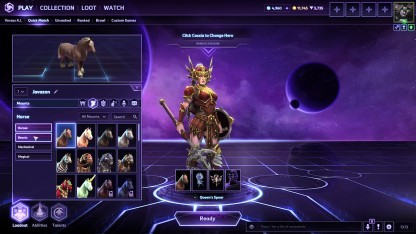 Cassia aus Diablo 2 ist eine weitere Heldin in Heroes of the Storm.
