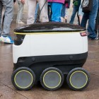 Starship Technologies: Domino's liefert in Hamburg Pizza per Roboter aus