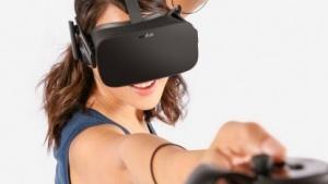 Die Oculus Rift im Einsatz