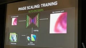 Die Bildverbesserungsverfahren von Nvidia lernen ständig dazu.
