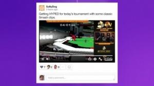 Ein Beitrag in Pulse auf Twitch