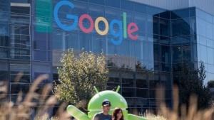 Google-Hauptsitz (Symbolbild): Wettbewerb zusammen mit Kaggle ausgelobt