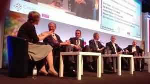 Liberty Global und Vodafone auf dem Cable Congress in Brüssel
