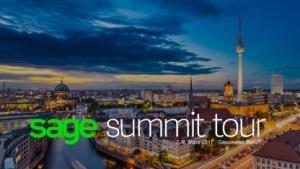 Die Summit Tour führt Sage auch nach Berlin.