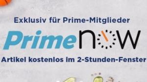 Prime Now gibt es auch im Browser.