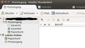 In der aktuellen Version 45.8 des E-Mail-Clients Thunderbird wurden etliche Fehler behoben.
