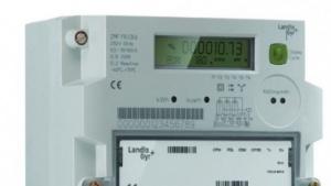 Der E350 von Landis+Gyr misst den Stromverbrauch mit Hallsensoren.