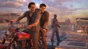 PS4-Exklusivspiel Uncharted 4